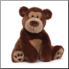 "Bennie Brown Bear 12"" by Gund"
