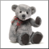 "Wagner Gray Bear 16"" by Gund"