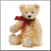 "Reid Gold Two Tone Bear 16"" by Gund"
