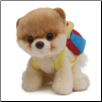 "Itty Bitty Boo with Backpack 5"" by Gund"