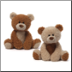 "Raisin Brown Bear 10"" by Gund"