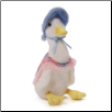"Classic Beatrix Potter - Jemima Puddle-Duck 7.5"" by Gund"