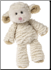 "Marshmallow Zoo Junior Lamb 9"" by Mary Meyer"