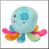 Baby Buccaneer Octopus Soft Toy  9″ by Mary Meyer