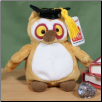 "Graduation BeanBag Owl 4"" by Gund"