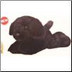 "Blackie Black Lab 8"" by Aurora"