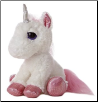 "Dreamy Eyes Heavenly White Unicorn 10"" by Aurora"