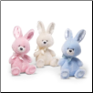 "Bunny Rattle 6"" by Gund Baby"