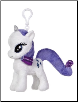 "My Little Pony - Rarity 4.5"" Clip-On by Aurora"