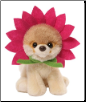 "Itty Bitty Boo with Daisy Flower 5"" by Gund"