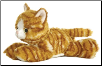 "Molly Orange Tabby Cat 8"" by Aurora"