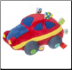 "TAGGIES Wheelies Sports Car Soft Toy 10"" by Mary Meyer"