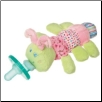 "Cutsie Caterpillar WubbaNub Pacifier 6"" by Mary Meyer"