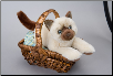 "Tsering Himalayan Cat 14"" by Douglas"