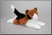 "Zesty Calico Cat 14"" by Douglas"
