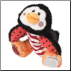 "Cheery Cheeks Lil' Chills Penguin - 6"" by Mary Meyer"