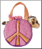 "Fancy Pals Peace Sunrise Leopard Carrier 7"" by Aurora"