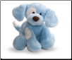 "Spunky the Barking Dog Small Blue 8"" by Gund"