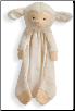 "Huggy Buddy Cream Lamb 15"" by Gund"