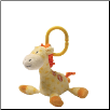 "Grigsby Giraffe Rattle 6"" by Gund"