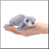 "Mini Monk Seal Finger Puppet 6"" by Folkmanis"