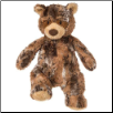 "FabFuzz Haystack Teddy Bear 17"" by Mary Meyer"