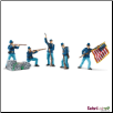 Historical Collections:  Civil War Union Soldiers Collection 1  TOOB by Safari Ltd