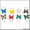 TOOBS®: Butterflies by Safari Ltd