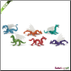 "Dragons: Dragons TOOB  2"" by Safari Ltd"