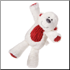 "Marshmallow Zoo Kisses Monkey Plush, 13"" by Mary Meyer"