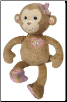 "Maddie Monkey Soft Toy 12"" by Mary Meyer"
