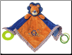 "Levi Lion Activity Blanket 13"" by Mary Meyer"