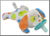 Confetti Puppy WubbaNub™  8″ by Mary Meyer