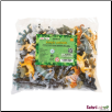 Bulk Bags: Jungle Animals 48 pieces by Safari Ltd