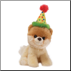 "Itty Bitty Boo with Party Hat 5"" by Gund"