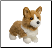 "Louie Corgi 10.5""  by Douglas"