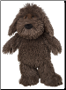 "FabFuzz Shaggy Dog 14"" by Mary Meyer"