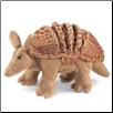 "Armadillo Hand Puppet 11"" by Folkmanis"