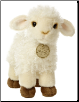 "Baby Lamb Small 7"" by Miyoni"