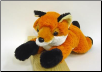"Red Floppy Red Fox 11"" by Wishpets"