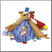 "TAGGIES Buddy Dog Character Blanket 14"" by Mary Meyer"