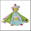 "TAGGIES Oodles Owl Character Blanket 14"" by Mary Meyer"