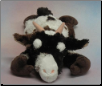 "Floppy Spotted Billy Goat 12"" by Wishpets"