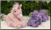 "Supersoft Unicorn with Sparkle 9"" by Wishpets"