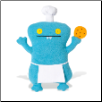 "Classic Cookie Chef Babo 15"" Uglydoll by Pretty Ugly"