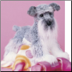 "Fritz the Schnauzer 16"" by Douglas"