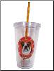 Bulldog Drink Cup by E&S Pets