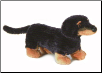 "Vienna Black and Tan Dachshund 8"" by Aurora"