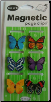 Butterflies Mini Photo Magnetic Page Clips Set of 6 by Re-marks