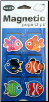 Fish Mini Illustrated Page Clips Set of 6 by Re-marks